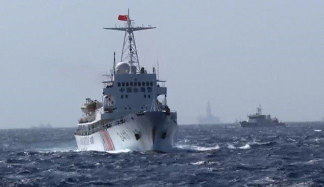 China Launches Massive Wargames in South China Sea
