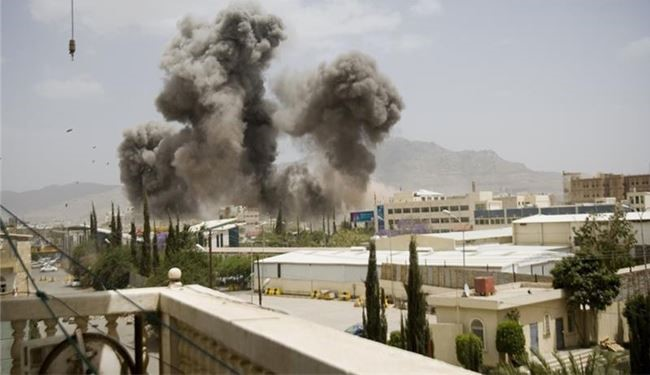 Saudi Warplanes Pound Yemen's Al-Ghayl District Ahead of Peace Talks