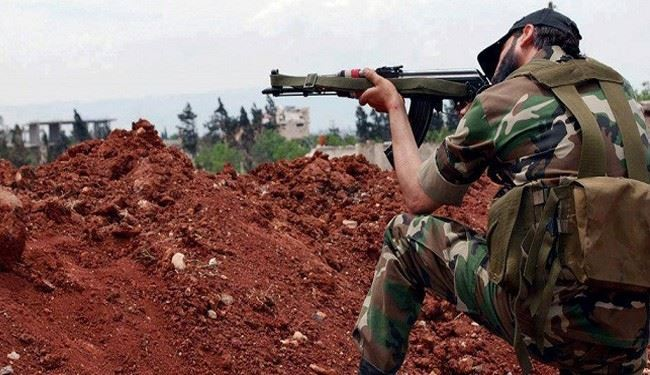 Syria Army Units Start Counter-Attacks against Terrorists in Northwest