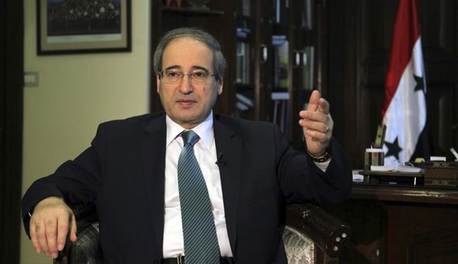 Opposition Not Serious in Settling Syria Crisis: Syrian Deputy FM