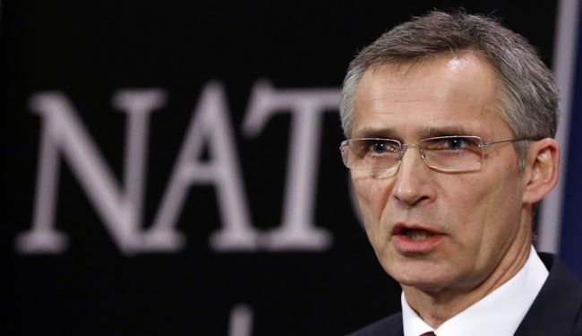 NATO Chief Says Russia Army Forces 'Considerable Military Presence' in Syria