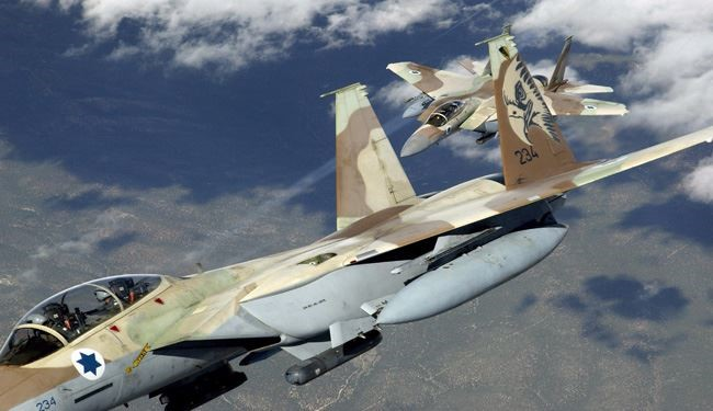 Russian Forces Fired at Zionist Warplanes in Syria: Report