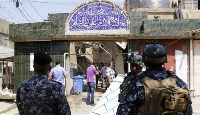 9 Killed, 25 Wounded in Suicide Bombing at Baghdad Mosque