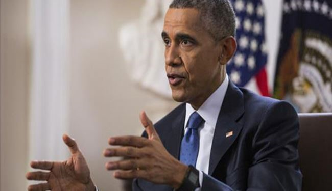Obama: Sending Ground Troops to Syria out of the Question Issue