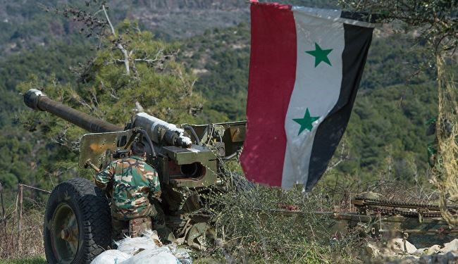 Syrian Army Recaptures Oilfields in Homs Province from ISIS Terrorists