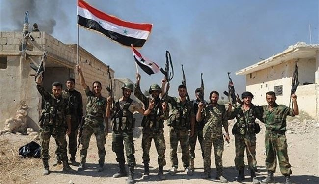 Syrian Army Hits Hard Attack at ISIS Military Column in Homs