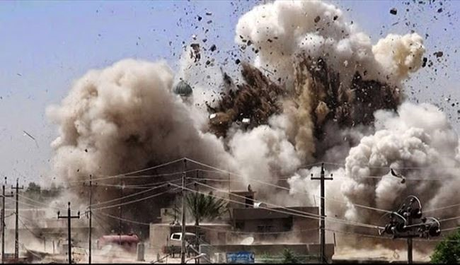 Airstrike Kills 14 ISIS Militants including 3 Snipers in Western Heet in Iraq