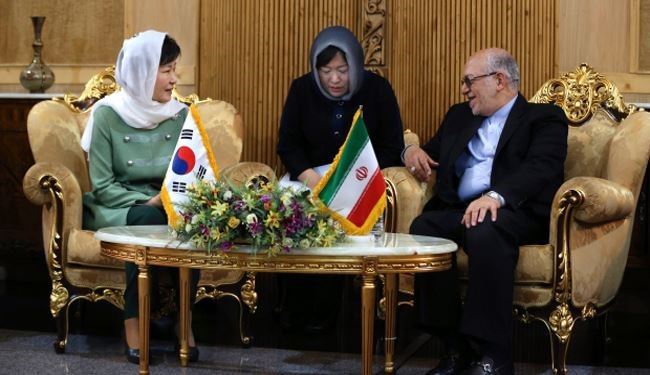 President Park's Visit to Iran New Chapter in Tehran-Seoul Ties