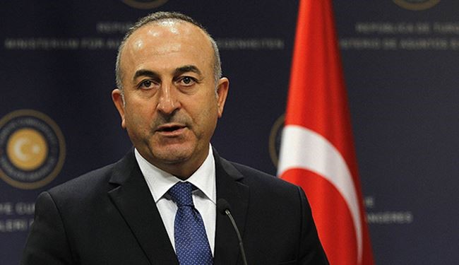 Turkish FM Calls on Immediate Action against ISIS in Syria-Turkey Border
