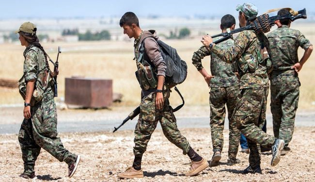 Kurdish Fighters Only 30 Km Away from ISIL Capital Raqqa City