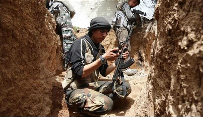 300 Militants Killed in Takfiri Groups Infighting near Syria's Damascus