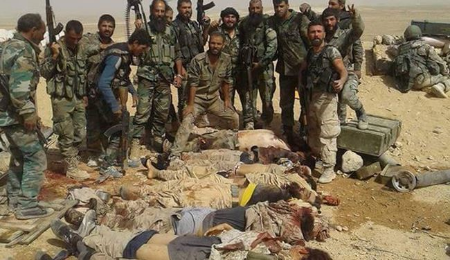 Graphic PHOTOS: 200 ISIS Terrorists Killed in 3-Day Long Offensive in Deir Ezzor