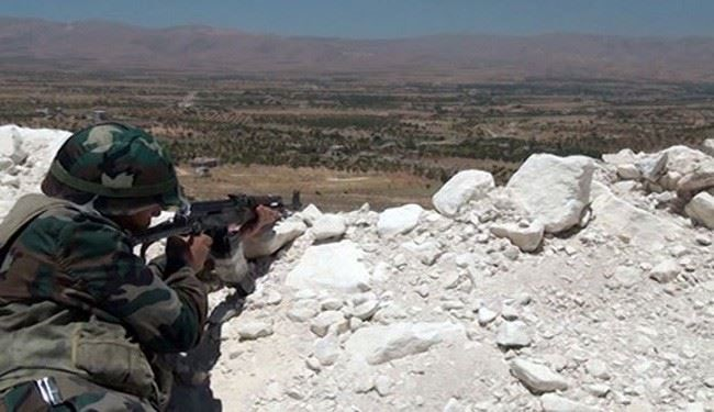 Syrian Army Units Hit Terrorists Hard in Deir Ezzor, Dara'a, Homs