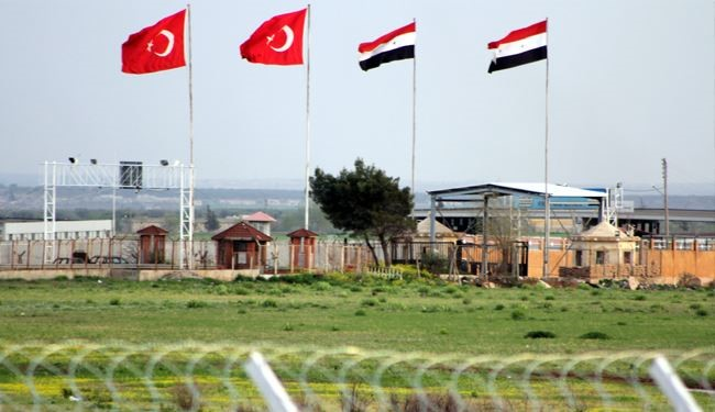 Al-Nusra Terrorists Get into Northern Syria by Crossing Turkish Border
