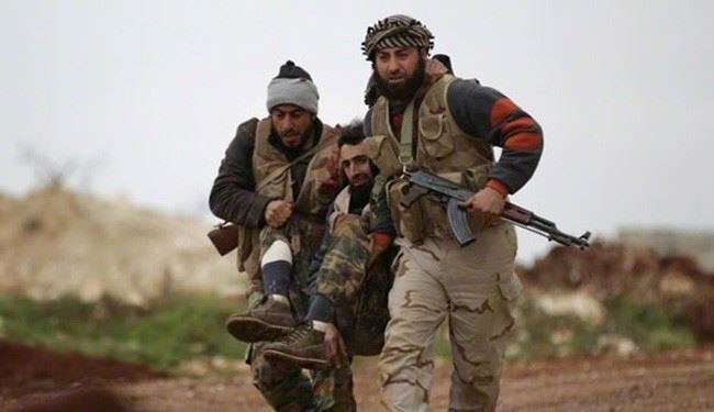 ISIS Terrorists Fleeing as Gov't Forces Advance East of Damascus