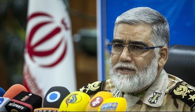 Iranian Army's Ground Forces Commander Says ISIS a Small Enemy
