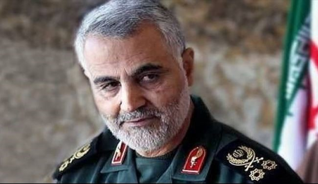 Iran Helped Syria Hold ISIS Back: General Soleimani