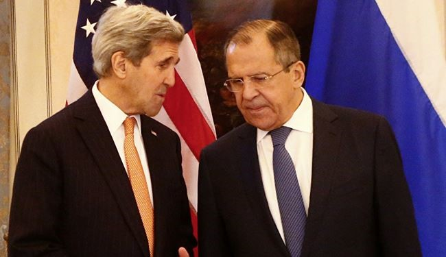 Russia Must Stop Syria's Assad Attacks: Kerry to Lavrov