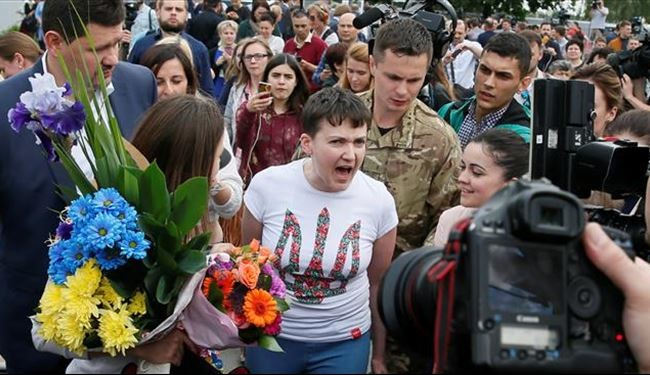 Freed Ukraine Pilot Arrives Home after nearly 2 Years in Russia Prison