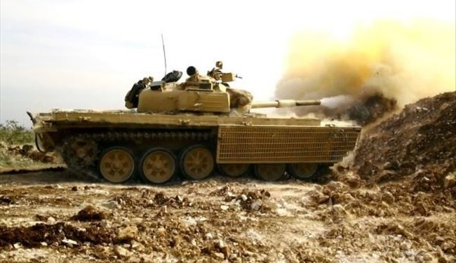 Large Scale Operation to Recapture Khan Touman Begins in South of Aleppo