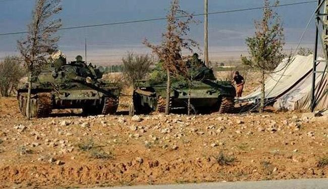 Syrian Army Repels ISIL Attack to Take Ithriya-Raqqa Road, 32 Terrorists Killed