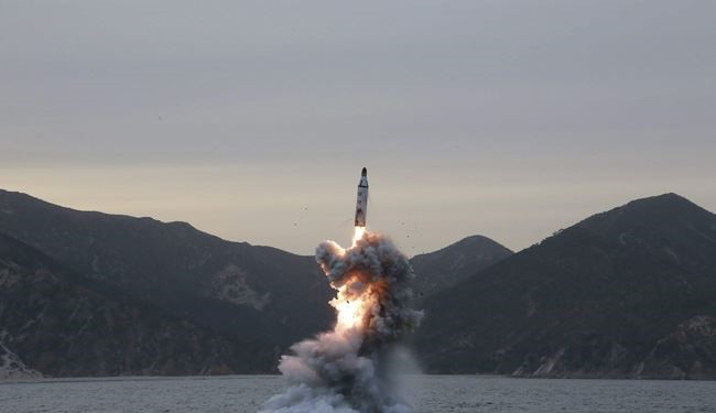 New North Korea Missile Test Ended in Failure: Seoul