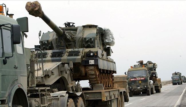 Turkey Troops Withdrawal from Iraq Demanded by Russia