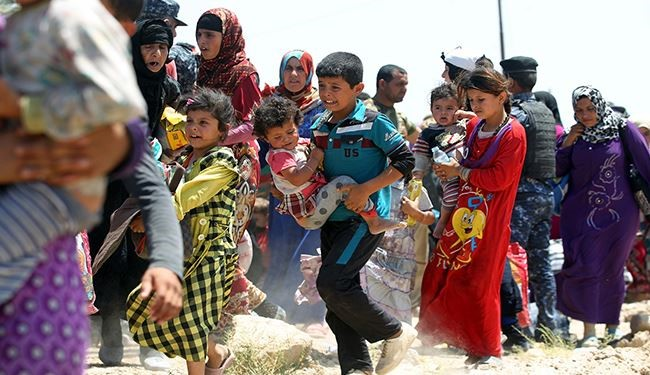 ISIS Terrorists Use 20,000 Children as Human Shields in Iraq's Fallujah City: UN