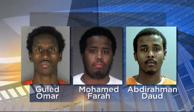 US Arrests 3 Minnesota Men Convicted of Trying to Join ISIS