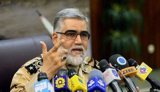 Iran Policy to Dismantle ISIS beyond Borders: General Pourdastan