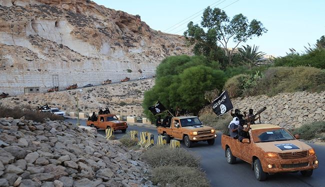 ISIL Relocates Its Syrian-Based Terrorists to Lybia Desert Rapidly