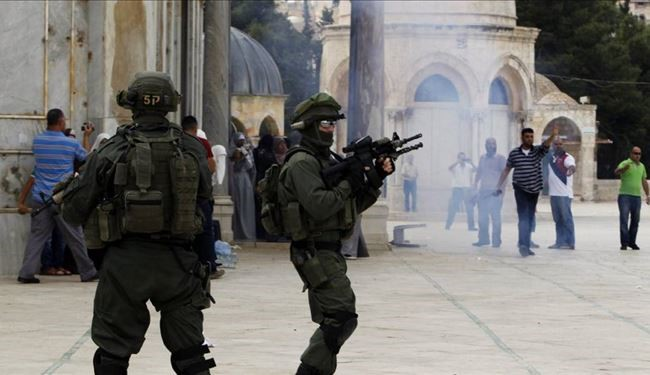 Breaking into Al-Aqsa Mosque by 62 Extremist Israeli Settlers on the 1st Day of Holy Ramadan