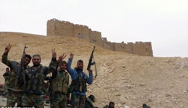 ISIS Withdraws from More Positions Near Palmyra