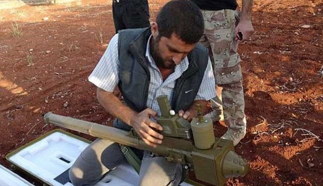 Terrorists' New Weapons in Syria + PHOTOS