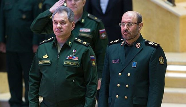 Iran, Russia, Syria Defense Ministers to Meet in Iran over Battle against ISIS, Terrorists