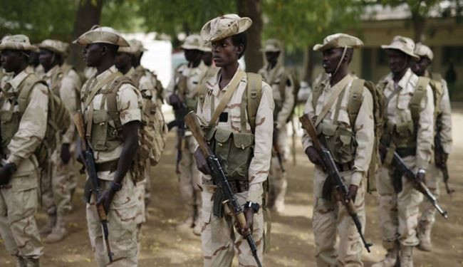 Chad Launches 2,000 Troops to Niger to Fight ISIS-Linked Boko Haram