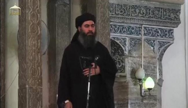 US General Says Can't Confirm Report that ISIS Leader Baghdadi Wounded