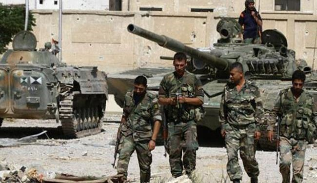 Syrian Army Captures Oil Pumping Station & power station in Raqqa