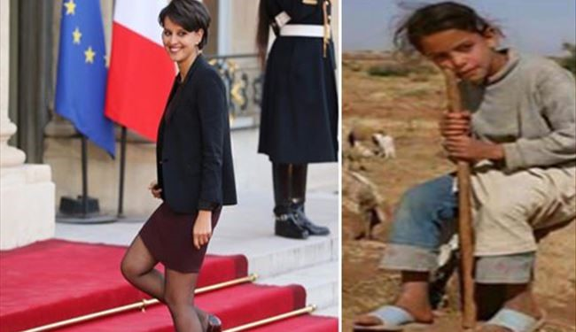 First Muslim French Minister: From Shepherd Girl In Morocco to the Education Minister in France!