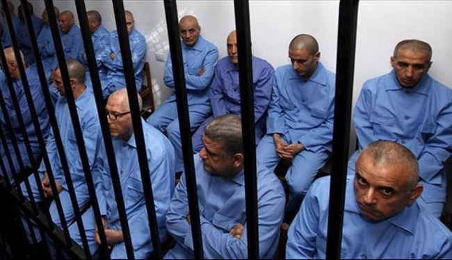Strange Mystery: 12 Qaddafi Officials Killed 1 Day After Release from Prison