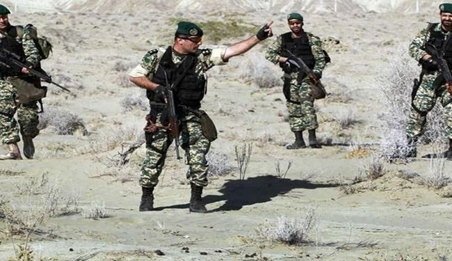 Five Terrorists Killed by Iranian Security Forces in Southeast of Country