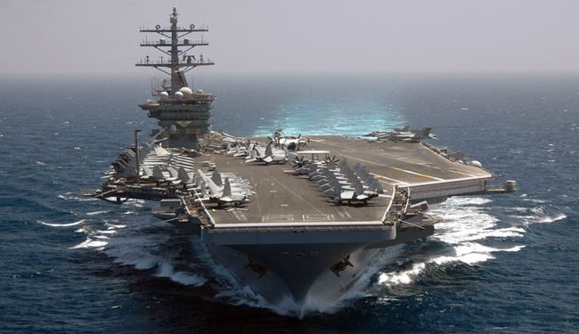2nd US Aircraft Carrier Enters Mediterranean against Russia in Region: US Navy