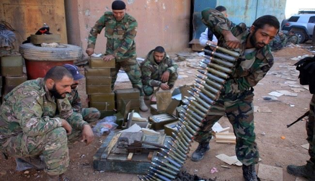 Syrian Army Continues to Hunt ISIS Militants across Hama Province