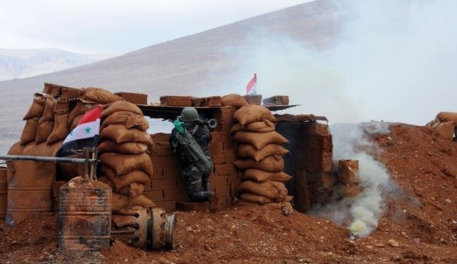 Al-Nusra Fails to Break through Syrian Army's Positions in Quneitra
