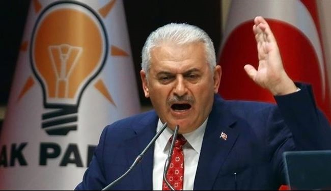 Turkey Has No Cooperation with 'Terrorists' in Syria: Turkish PM