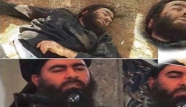 Reports Say ISIS Leader Al-Baghdadi Dies in Raqqa but No Confirmation from US Coalition