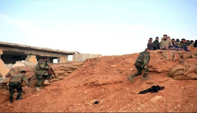 Syrian Army Troops, NDF Liberate Key Syria's Tal Heights in Homs