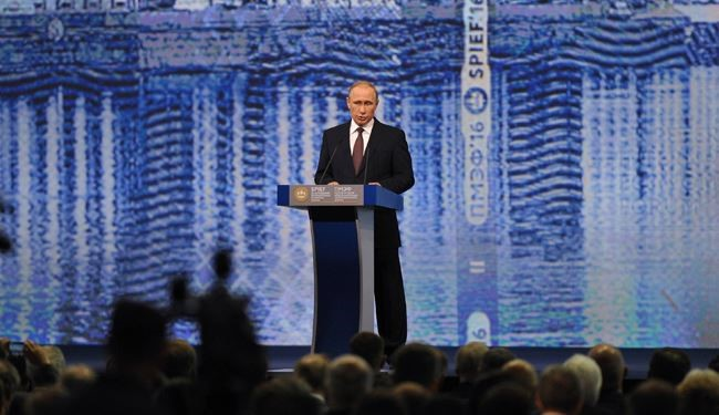 New Constitution, Election key for Ending Syrian Crisis: Putin Says