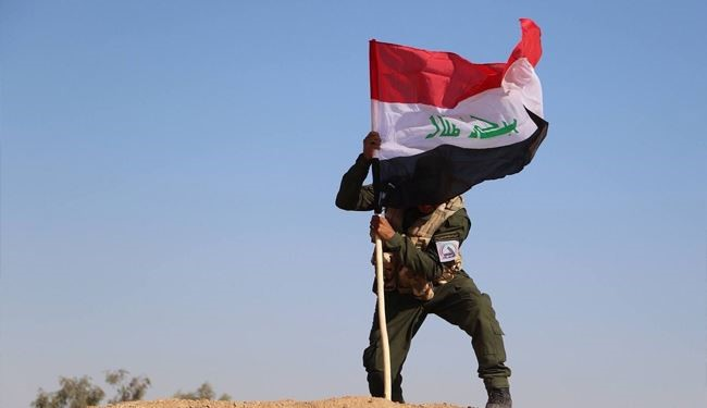 PHOTOS: Fallujah under Powerful Control of Iraqi Security Forces