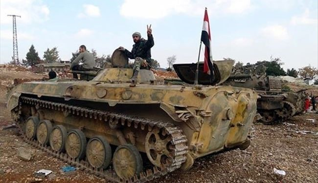 Syrian Army Destroys ISIS Command Center, 8 Vehicles in Daraa